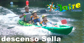 Descenso del Sella 2014